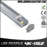90canto de graus de alumínio Sistema de Iluminação LED para luz de LED