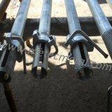 Puntello d'acciaio di puntellamenti dell'armatura della cassaforma