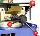 Il disco manuale semiautomatico del metallo di Yj-275s ha veduto la macchina