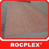 De madera contrachapada de color rojo Precio barato