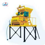 Китай двойной вал дешевые цены Js500 конкретные электродвигателя смешения воздушных потоков