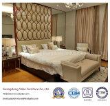 Muebles del hotel para el conjunto de dormitorio moderno por encargo del apartamento (YB-818)