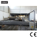 Hohe Leistungsfähigkeits-&Reliable elektrischer u. Gas-Brot-Tunnel-Ofen (Gas, elektronisch) mit dem Fabrik-Preis