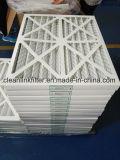 Carton/carton panneau plissé du filtre à air du châssis