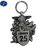 Suporte chave personalizado alta qualidade da promoção 3D Keychain do Keyring do metal