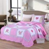 Luz de crianças de Duas Peças Conjunto roupas de cama em algodão 100% de Retalhos