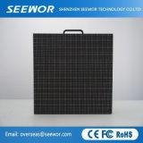Uitstekende Waterdichte P5.95mm die het Openlucht LEIDENE Scherm van de Vertoning met LEIDEN SMD3528 Type adverteren