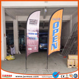 4m Pole Outdoor Custom battant pavillon