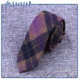 Stock de fleur d'impression de la laine de coton cravate