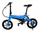 Eindeutiger Entwurf des Onebot Pedals unterstützte Ebike mit Mg-Legierungs-Rahmen