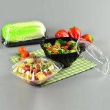 Contenitori di imballaggio impermeabili su ordinazione dell'alimento della casella di PS pp dell'animale domestico del PVC della scatola di plastica della Cina