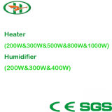 Инкубатор разделяет подогреватель и увлажнитель с сильным металлом для инкубатора