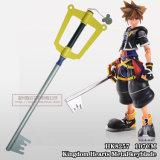 Suporte HK8257 de Cosplay da chave do reino de Sora dos corações do reino