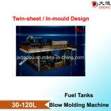 macchina a più strati in-Mould dello stampaggio mediante soffiatura della coestrusione per i serbatoi di combustibile