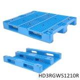 1200*1000 por grosso de paletes plásticos Destacadora Fechada montável em rack para alimentos