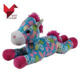 Jouets chinois professionnels de peluche de cheval d'OEM d'usine pour des enfants