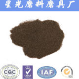処理し難い材料発破媒体のBfaブラウンの酸化アルミニウム