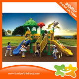 Parc d'attraction commerciale de l'équipement de jeu extérieur pour les enfants