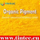 Colorante para el plástico; Capa; Pintura industrial (amarillo 128 del pigmento)