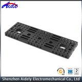Части CNC швейной машины алюминиевого сплава высокой точности филируя