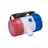 Lifesrc bomba sumergible de aguas residuales/ la especificación de 12V Sumergible 750gph