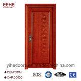 الصين مصنع تصميم بسيطة [بو] يدهن باب خشبيّة