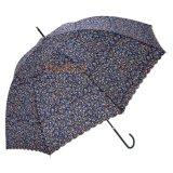 [غود قوليتي] زهرة يطبع مظلة مستقيمة, [سون]/هبة مظلة لأنّ سيادة [أوسد]