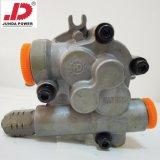 Les excavatrices de la pompe à engrenages hydraulique H3V140/H3V180 pour Kawasaki