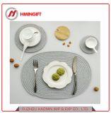 Kundenspezifischer Firmenzeichen gedruckter Plastik pp. Placemat für Küche