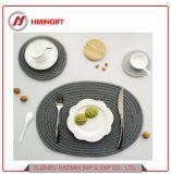 Het aangepaste Embleem drukte Plastic pp Placemat voor Keuken af