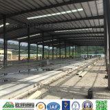 Bouw Van uitstekende kwaliteit van het Pakhuis van de Structuur van het Staal van China de Economische Geprefabriceerde Modulaire