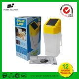Lumière solaire portative de lampe de la vente directe DEL d'usine