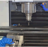 기계로 가공 센터 Pratic를 맷돌로 가는 CNC 기관자전차 예비 품목