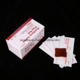 Pistas antisépticas disponibles de la preparación del yodo de Povidone