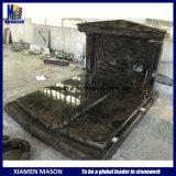 De grote Indische Grafstenen van het Graniet van de Dageraad met Grafstenen