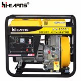 prezzo Emergency portatile del generatore di potenza di motore diesel 6kVA (DG8000E)