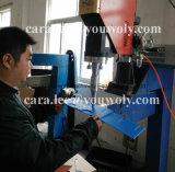 PP les matériaux creux par machine à souder la plaque