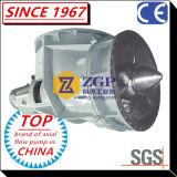 Pompa della pompa & di elica di flusso assiale di Egger & pompa del gomito