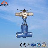 Valvola a saracinesca motorizzata del dispositivo di tenuta a pressione della centrale elettrica (GAZ961Y)
