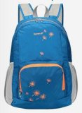 Wholesale Bag를 가진 주문 Fashion Polyester Sports Laptop Foldable Backpack
