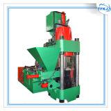 Machine en aluminium de presse de puce de fer manuel