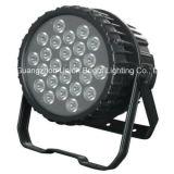 IP65 LED NENNWERT Licht DES NENNWERT-24X18W RGBW 6 in-1/LED farbenreiches DES NENNWERT-24X18W