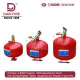 Sistema de supresión colgante electromágnetico de fuego de la fuente FM200 de China