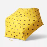 Brown-Bären-Entwurf fünf Floding Regenschirm