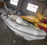 Ce gonflable de canot en caoutchouc de constructeur de bateau de Liya 3.8meter reconnu
