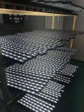 IP65 goed Aanpassingsvermogen die Verfraaiend 18W de Lichte Staaf van de Wasmachine van de Muur bouwen