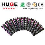 1,55 V bateria de relógio SR516sw a pilha de óxido de prata (317/321/373)