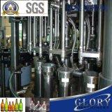 Виноградного вина стеклянную бутылку машина 2000bph