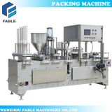 자동적인 컵 채우는 밀봉 기계 롤필름 (VFS-4C)