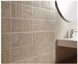 Baldosa cerámica mate impermeable de la pared interior del final de la inyección de tinta 3D de Foshan 300600 para la sala de estar (CP313)